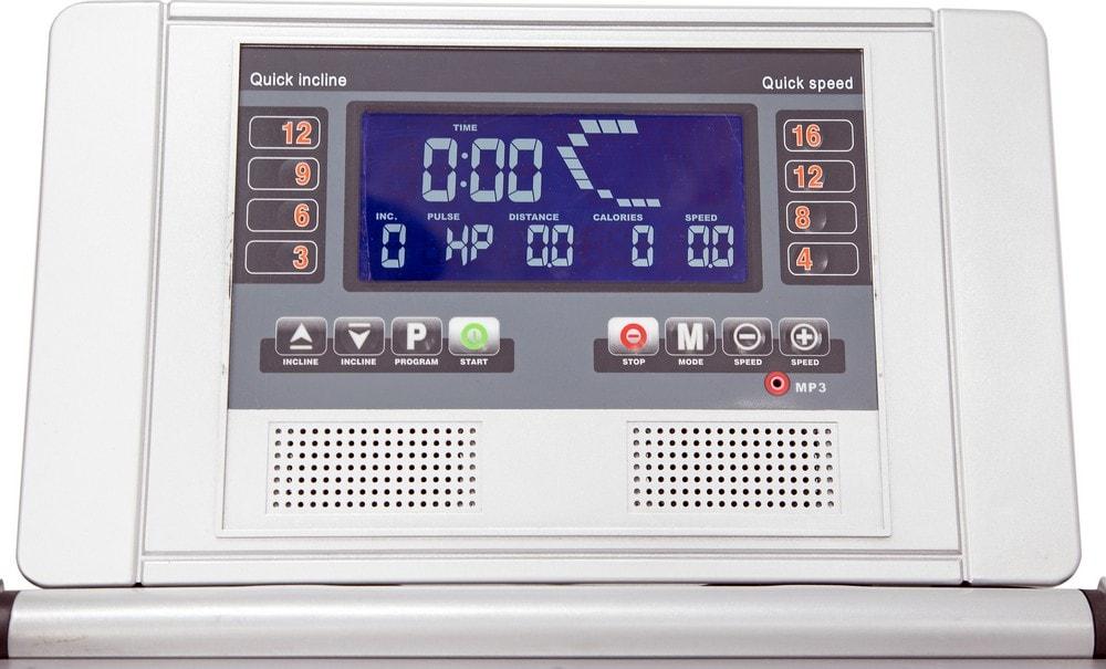 BH Home Treadmill Console