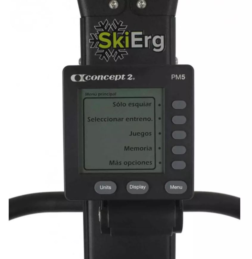 Concept 2 SkiErg Console