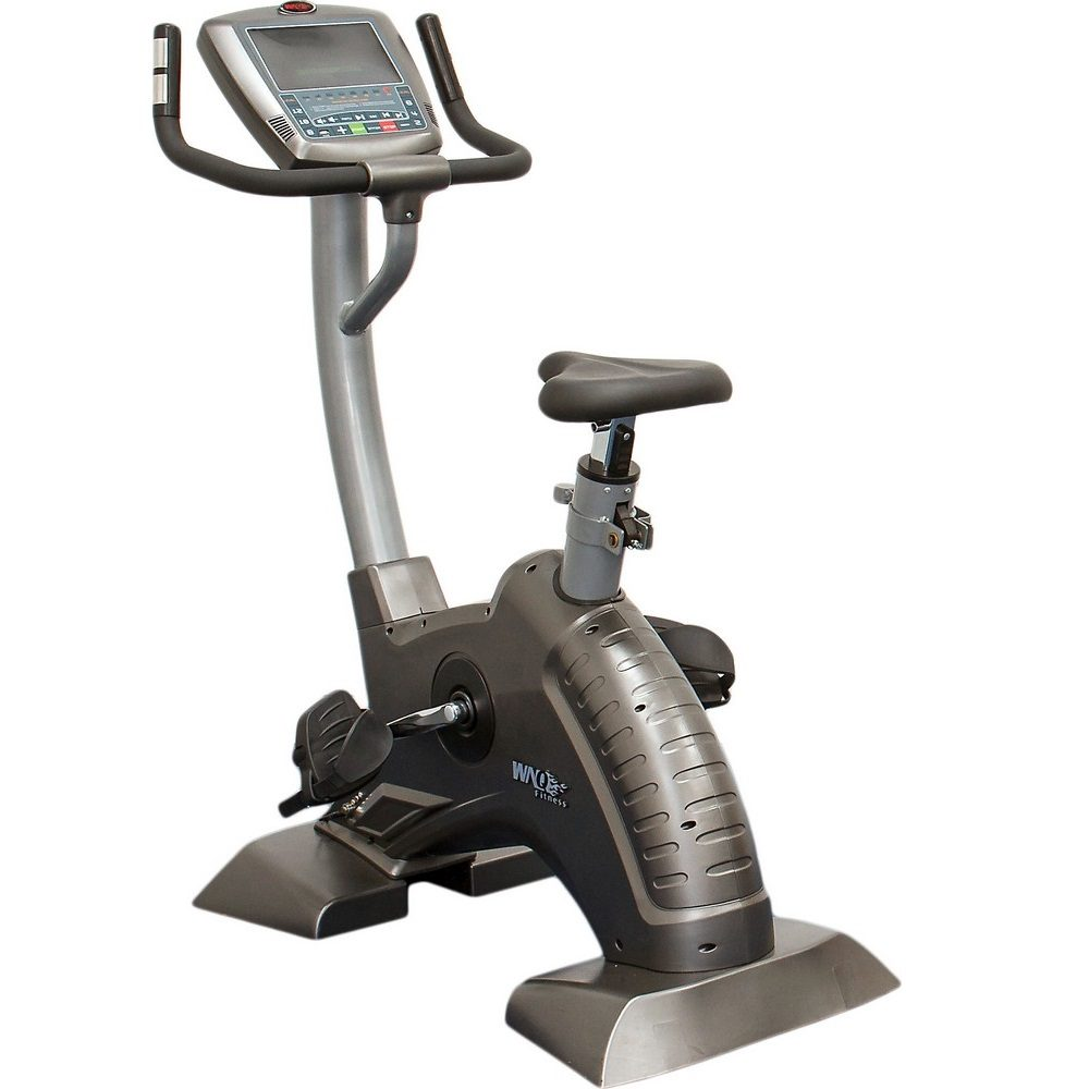 Deluxe Commercial Upright Exercise Bike