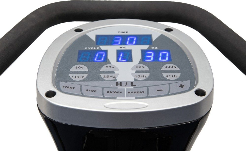 Premium Commercial Vibration Plate Console