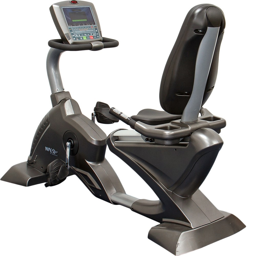 Deluxe Commercial Recumbent Exercise Bike